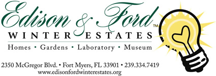 Thomas Edison Henry Ford Winter Estates Fort Myers Florida